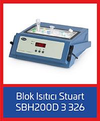 BLOK ISITICI STUART SBH200D 3 326