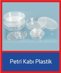PETRİ KABI PLASTİK