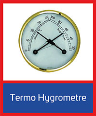 TERMO HYGROMETRE